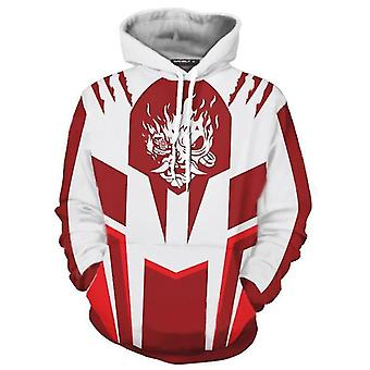 New Popular Game Cyberpunk 2077 3d Sweater Cosplay Anime Sweater Hoodie