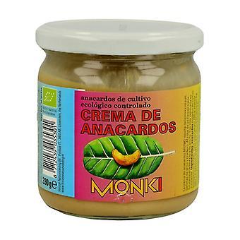 Økologisk ristet cashewnøddecreme 330 g