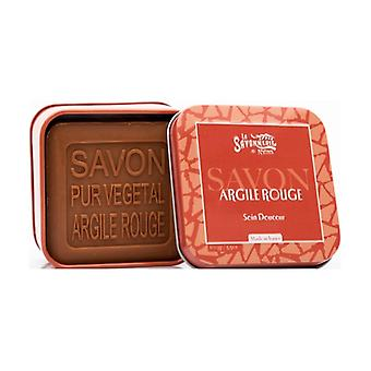 Metal Clay Soap with Red Clay 100 g