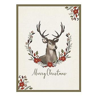 Eurowrap Stag Christmas Shirt Boxes (Pack of 3)