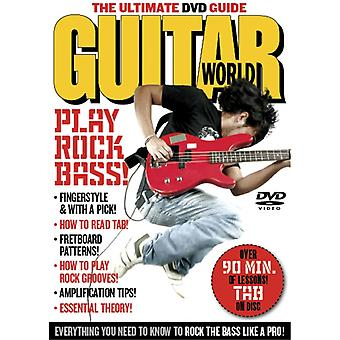 Guitar World: Suona il rock bass! -