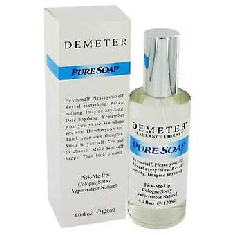 Demeter Pure saippua by Demeter Cologne spray 4 oz (naiset) V728-452571