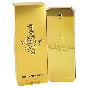 1 Million Eau De Toilette Spray von Paco Rabanne 6,7 oz Eau De Toilette Spray