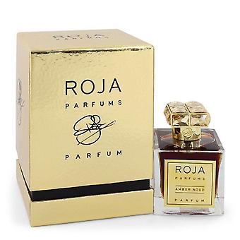 Roja Amber Aoud Extrait De Parfum Spray (Unisex) By Roja Parfums 3.4 oz Extrait De Parfum Spray