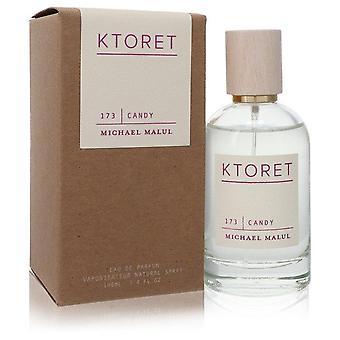 Ktoret 173 Candy Eau De Parfum Spray By Michael Malul 3.4 oz Eau De Parfum Spray