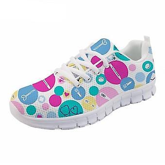 Spring Nurse Flat Shoes