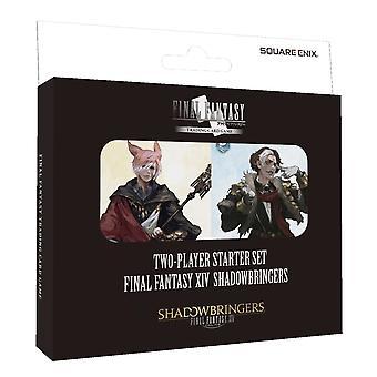 Final Fantasy TCG: Final Fantasy XIV Remake 2-Player Starter Set - Shadowbringers