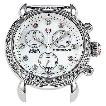 Michele CSX-36 36 mm Diamond Watch 03M01A1046