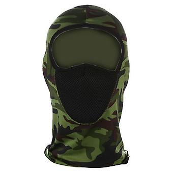Wielersport Full Cover Gezichtsmasker