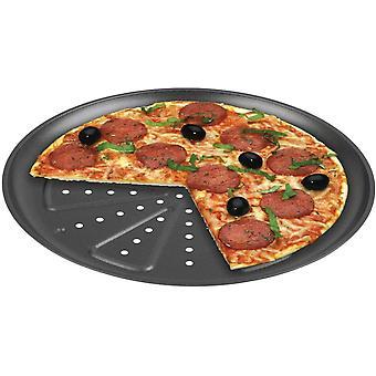 HanFei 9776-46 Pizzablech, 2 Stuck (d = 28 cm)