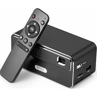 Technaxx جهاز العرض TX-138 DLP ANSI لومن: 300 LM 3000 : 1 أسود