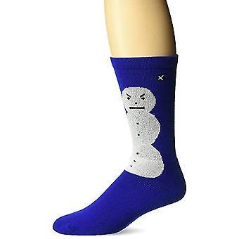 Odd Sox Snowman Crew Socks