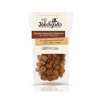 Belgian Chocolate & Hazelnut Popcorn (80g)