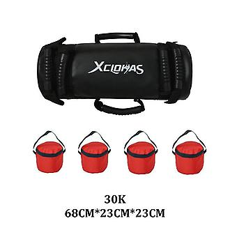 Unfilled Power Bag Fitness Body Building Gym Sports Muscle Training