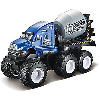 Fresh Metal Monster Transport Toy Truck