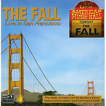 More Images  The Fall – Live In San Francisco Limited Edition Vinyl