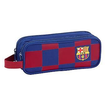 Holdall F.C. Barcelona Double Navy Blue