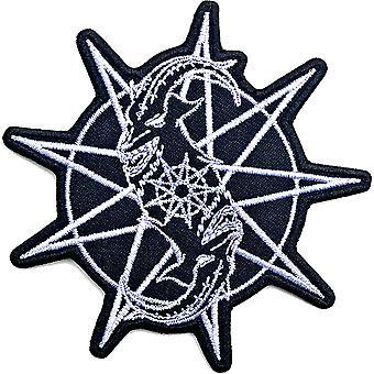 Slipknot - Geit stjerne standard patch