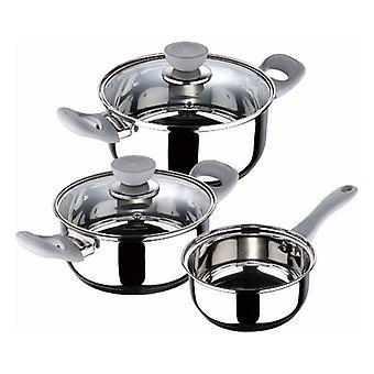 Cookware San Ignacio Alexia Stainless steel Silver (5 pcs)
