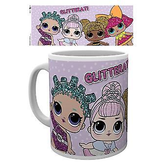 L.O.L. Surprise Glitterati Mug