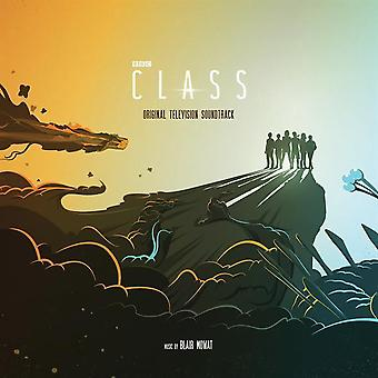 Blair Mowat - Class Original Television Soundtrack Limited Edition Orange & Blue Marbled Vinyl