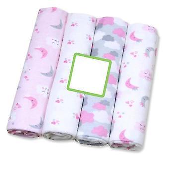 جديد a17 4pcs طفل حديث الولادة سرير السرير الفراش مجموعة sm17956