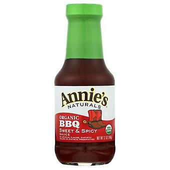 Annie's Homegrown Sweet & Spicy Barbeque Sauce, 12 Oz