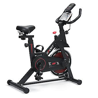 Lcd Display Ultra-quiet Stepless Adjustment Home Exercise Bike