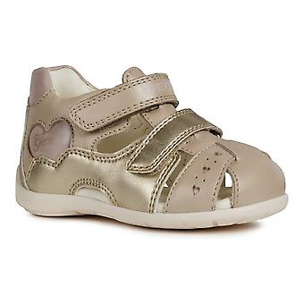 Children's sandals Geox KAYTAN B9251A 044AJ Beige