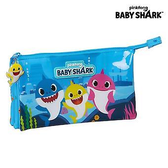 Holdall Baby Shark Light Blue