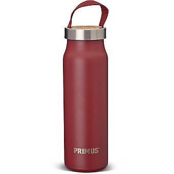 Primus Klunken Vacuum Bottle 0.5L - Ox Red