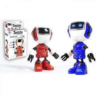 Mgm Robot Tootchy Metal - 12 Cm