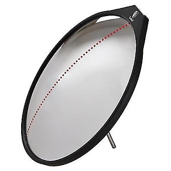 ملحق الغولف يحدد مرآة محدبة الغولف زاوية واسعة