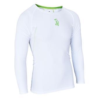 Kookaburra Herre Cm Power Langærmet Cricket Shirt International Skin Fit Top