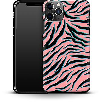 Pink Zebra von caseable Designs Smartphone Premium Case Apple iPhone 11 Pro