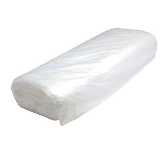 Silverline 282576 Polythene Dust Roll 2m x 50m (6.5' x 164') Ca