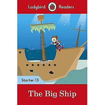 The Big Ship - Ladybird Readers Starter Level 13