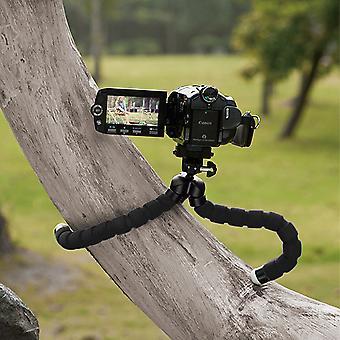 Univerzálny Chobotnica Mini Statív podporuje stand spong pre mobilné telefóny kamery