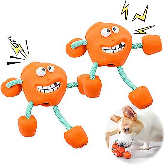 Dog Toys Dog Toys For Aggressive Chewers Non-toxic Natural Rubber Indestructible Dog Chew Toys