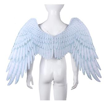 Angel Wing Kids Boy Girl Christmas Halloween Party Cosplay Costume Accessoires Accessoires (blanc)