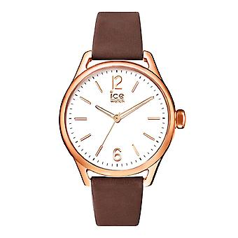 Ice-Watch ICE tijd Brown Rose-goud Medium (013054)