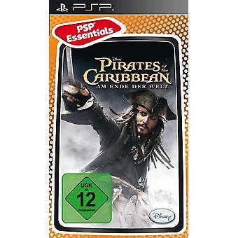 Piraci z Karaibów Worlds kończy Essentials Edition Sony PSP gry