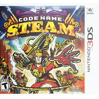 コード名 S.T.E.A.M 任天堂 3 ds/2DS ビデオ ゲーム