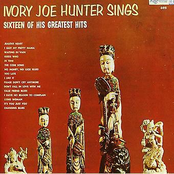 Joe Ivory Hunter - przywóz kości słoniowej USA [CD]