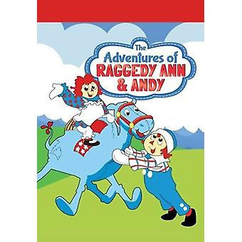 Adventures of Raggedy Ann & Andy [DVD] USA import