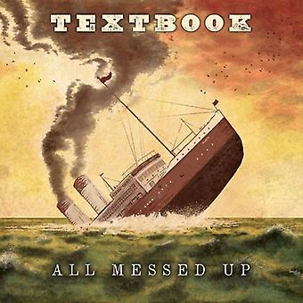 Text Book - All Messed Up [CD] USA import