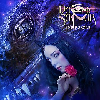 Dark Sarah - The Puzzle [CD] USA import