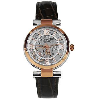 Kenneth Cole brun cuir Ladies' Watch KC2819