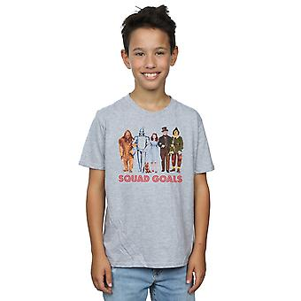 The Wizard Of Oz Boys Squad Goals T-Shirt