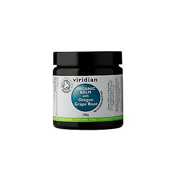 Viridian Oregon Grape Organic Balm, 100g